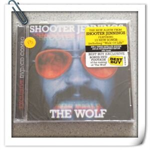 NEW - Shooter Jennings DVD/CD COMBO Berwick Casey Area Preview