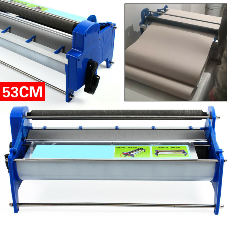 53cm -70cm Wallpaper Manual handed gluing machine glue applicator paste pasting