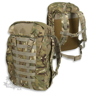 MTP MULTICAM BRITISH ARMY 40 LITRE PATROL PACK DAYSACK MILITARY