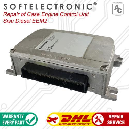 CASE STEYR ECU : EEM 2 Sisu Diesel Repair Service