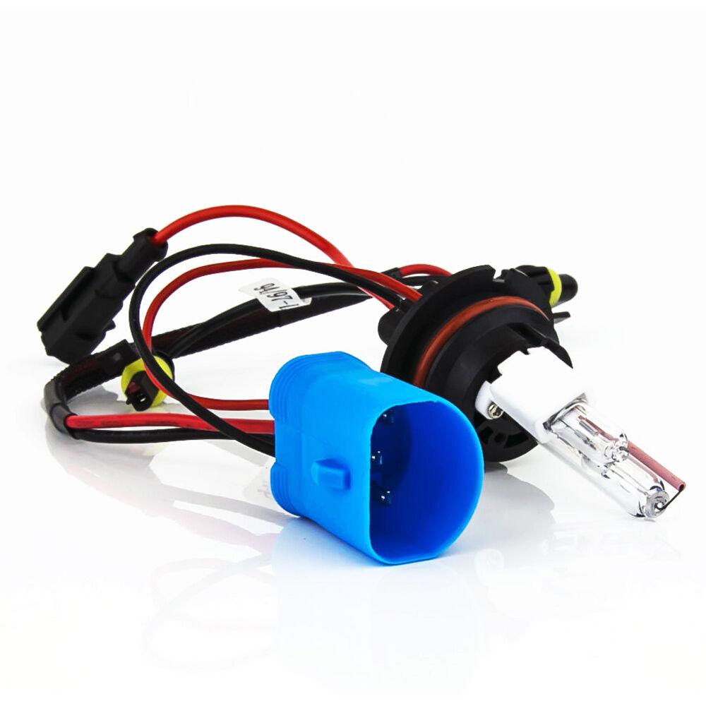 Hid Xenon Hb5 9007 Headlight Hid Kit 35w Dc Ballast 3k 4k