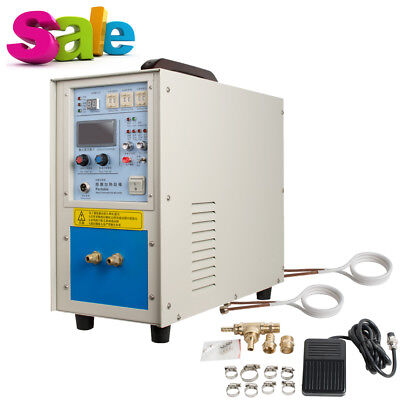 110v220v 15kw High Frequency Induction Heater Furnace For Heat Source Equipment