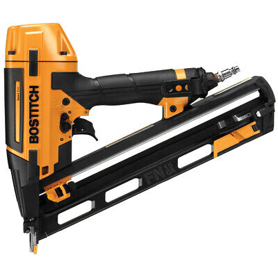 Bostitch Smart Point 15-Gauge FN Style Angle Finish Nailer Kit BTFP72156 New 15 Gauge Angle Finish Nailer