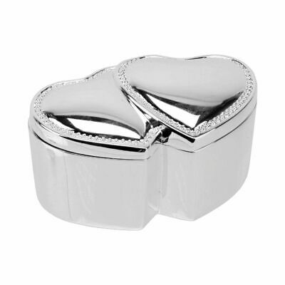 Personalised Entwined Wedding Engagement Ring box - Engraved Free
