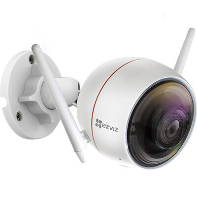 EZVIZ C3W ezGuard 1080p Wireless Wi-Fi Security Camera with Remote Alarm System