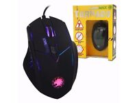 Game Max Tornado SIDE button LED Gaming Mouse Southall ub2