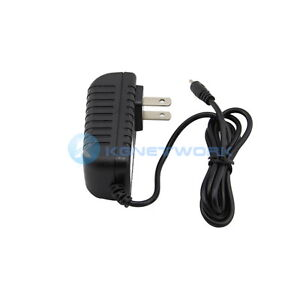 5mm US Power Adapter AC Charger 5V 2A for Android Tablet PC