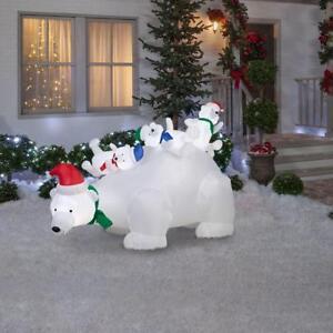 Lighted Polar Bear   eBay