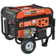 Portable Generator Electric Start