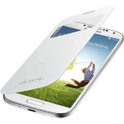 Samsung S-View Cover for Galaxy S4 - White