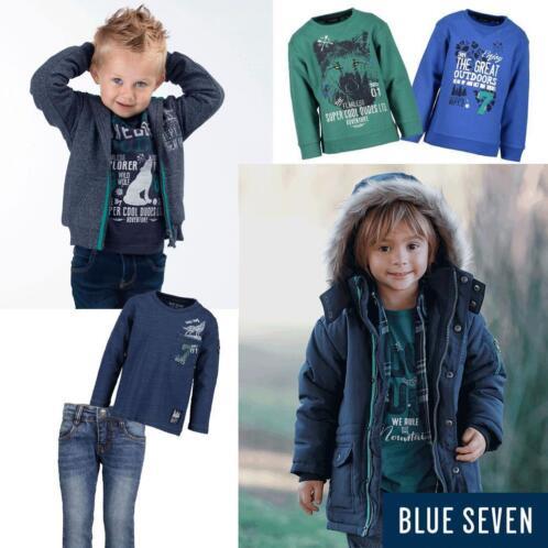 23f1c64e175 ≥ Enjoy SALE Stoere Blue Seven jongenskleding maat 92 t/m 128 ...