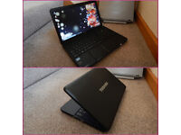 "Mint condition Toshiba Satellite Pro 15.6"" HDMI laptop. 6GB DDR3 RAM. 250GB hard drive. Webcam."