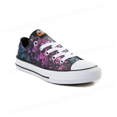 New Converse All Star DC Comics Superhero Girls Shoes Youth 11 Fast USPS Ship
