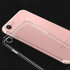 Ultra-Thin Clear Soft Silicone TPU Transparent Case Cover iPhone 6/6S 7&7Plus