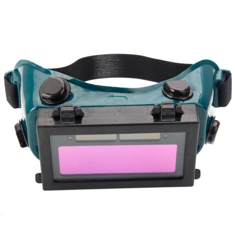 Solar Power Auto Darkening Welding Mask Helmet Eyes Protect Welder Glasses Arc