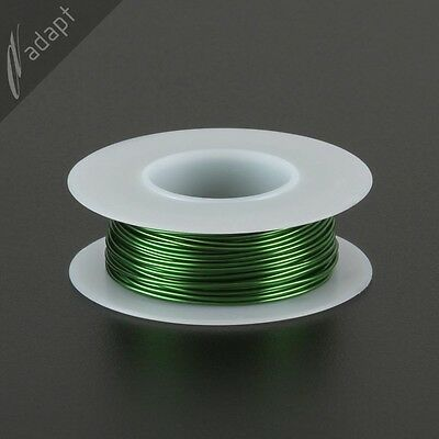 Magnet Wire Enameled Copper Green 20 Awg Gauge 155c 18 Lb 40ft