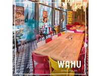 Assistant Manager - Wahu, Spinningfields