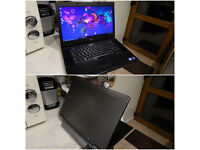 "Fab condition Dell Precision Core i5 15.6"" full HD laptop. 6GB DDR3 RAM. 320GB hard drive. NVIDIA."
