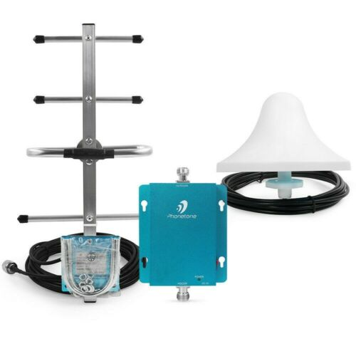 GSM 850MHz Cell Phone Signal Booster Verizon & US Cellular 4
