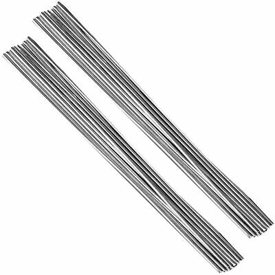 Aluminum Welding Brazing Rod Flux Core Wire Torch Weld Welder 1.6mm X 500mm 50cm