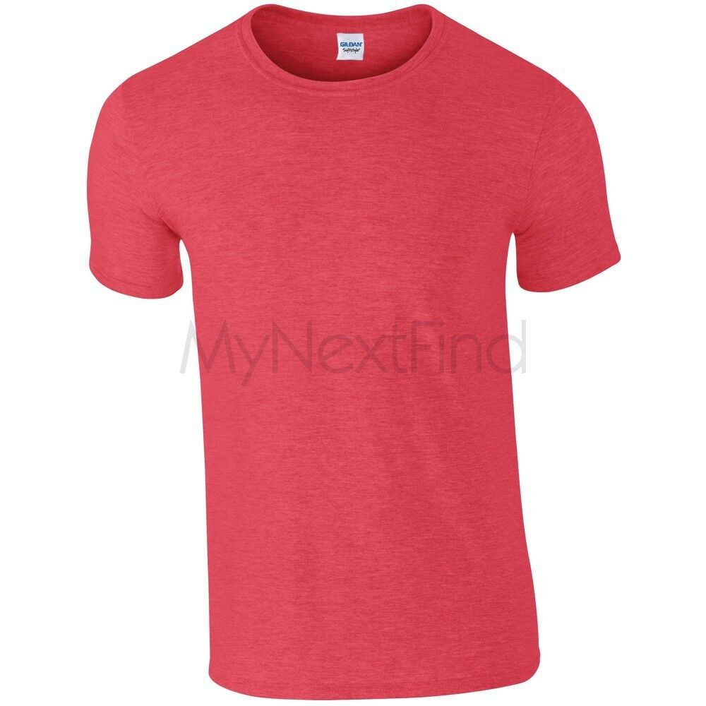 Fruit of the Loom Mens Womens 100/% Cotton Plain Blank V-Neck Tee T-Shirt