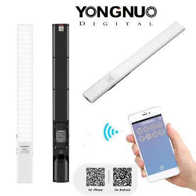 YONGNUO YN360S Handheld LED Video Light Wand Bar 5500K Dimmable APP Control K3I0