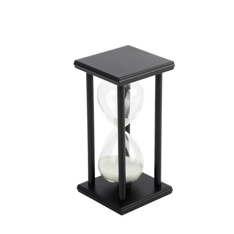 Wooden Sandglass 60 Minutes Clock