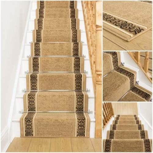 stammes beige treppenl ufer l ufer f r treppe moderne. Black Bedroom Furniture Sets. Home Design Ideas