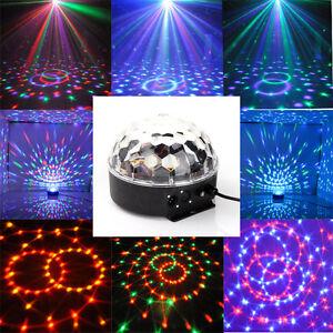 led dj beleuchtung rgb dmx 512 disco ball lichteffekt par strahler party bühnen