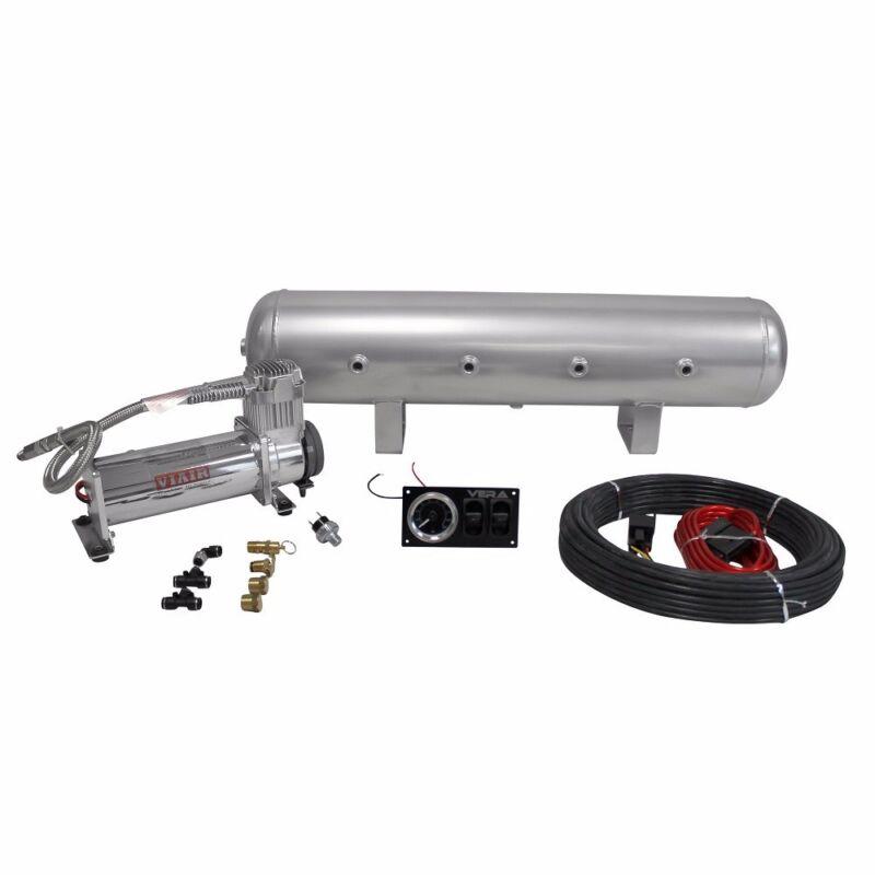 Vera Essential Air Management Chrome Viair 444c Compressor - Va-mm01