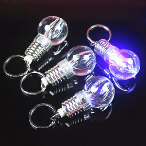 Led Lighting Lights & Lighting 5 Pcs Creative Colorful Changing Led Flashlight Light Mini Bulb Lamp Key Chain Ring Keychain Clear Lamp Torch Keyring