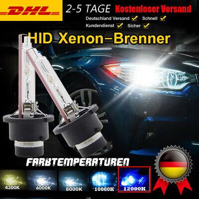 D2S 35W 12000K XENON BRENNER BIRNE BIRNEN LAMPE MIT E-PRÜFZEICHEN