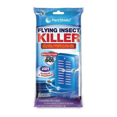 Flying Insect Killer Pestshield Cassette for Moths and Mosquitoes - Flying Insect Killer