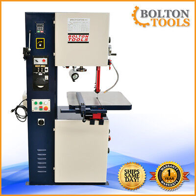 Bolton Tools Vertical Metal Cutting Bandsaw Vs-400