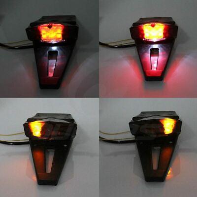 Universal Motorcycle LED Enduro Rear Fender Brake Tail Light Off Road Dirt Bike Dirt Bike Tail Light