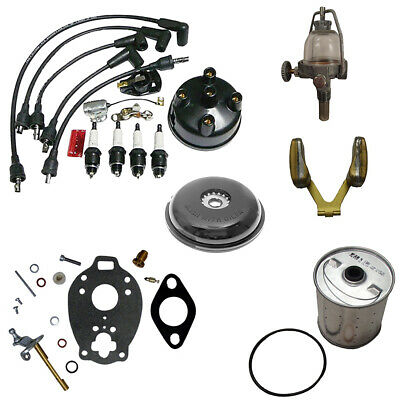 Maintenance Tune Up Kit W Float For 8n Fits Ford Side Mount Sn 263844up