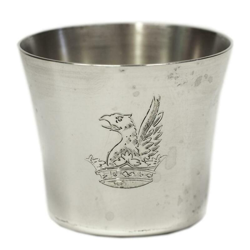 International Sterling George Washington Camp Cup