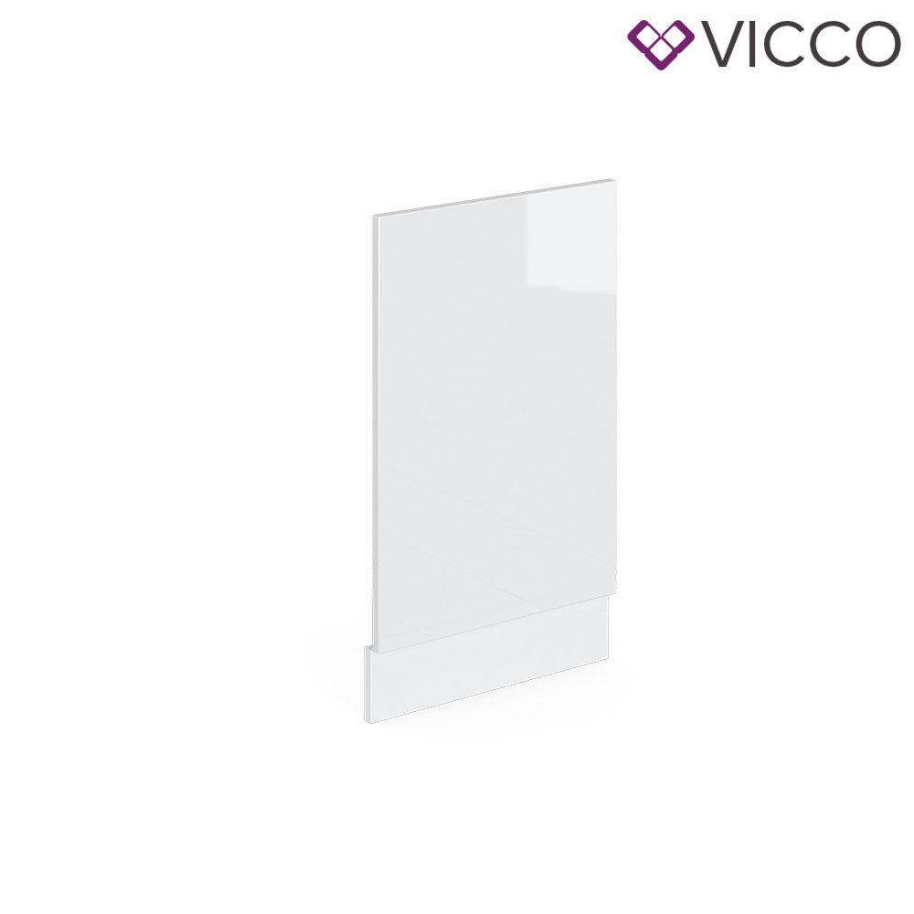 VICCO Küchenschrank Hängeschrank Unterschrank Küchenzeile R-Line Geschirrspülerblende 45 cm weiß