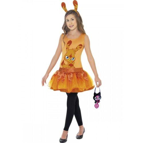moshi monsters katsuma kids monster halloween fancy dress costume