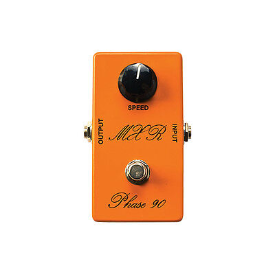MXR CSP026 '74 Vintage Phase 90 Phaser Hand Wired Guitar Effects Stompbox Pedal