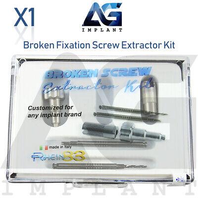 Broken Fixation Screw Extractor Kit Dental Implant Surgical Tool Sos Rhein83