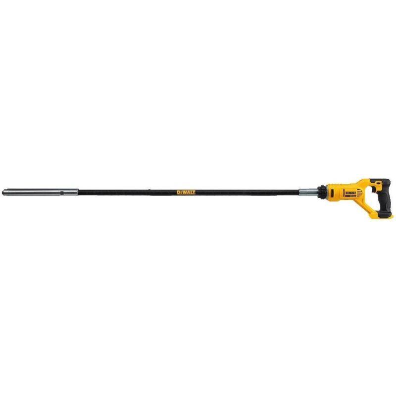 DeWalt DCE531B 20V MAX Concrete Pencil Vibrator Bare Tool