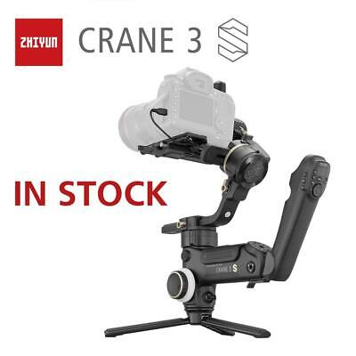 US ZHIYUN Crane 3S/3S-E 3-Axis Handheld Gimbal Stabilizer For up to 6.5kg Camera