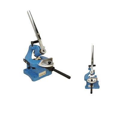 Mini Hand Manual Rolling Sheet Metal Shear Throatless Plate Cutter Cutting 3MM
