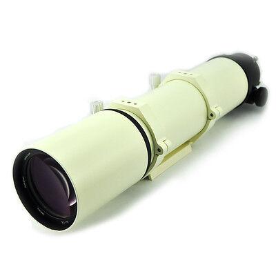 Visionking 80mm F/7.5 Refractor Astronomical Telescope OTA 1.25'' + 2'' 80-600