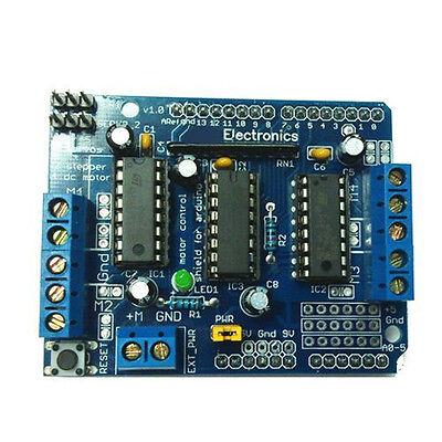 Motor Drive Shield Module -arduino Compatible - Dc Motorservostep Motor
