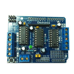 Motor-Drive-Shield-Module-Arduino-Compatible-DC-Motor-Servo-Step-Motor
