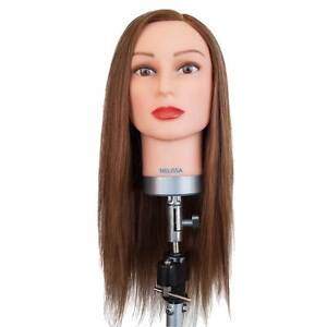 Hairdressing Mannequin Head- Long 100% Human Hair Richmond Yarra Area Preview