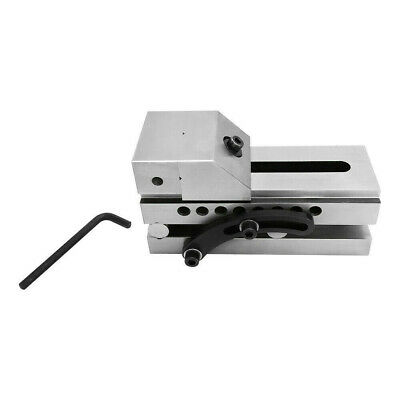 2 Precision Sine Vise 2-58 Opening Toolmaker Machinist Tookmaking Clamp Vise