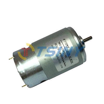12vdc 18000rpm Trs-550 Dc Motor High Speed Rcrobotics Brush Tsiny Motor